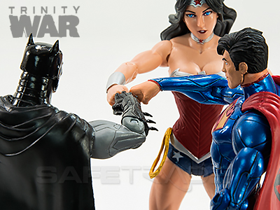 ORYGINALNY ZESTAW FIGUREK DC SUPERMAN BATMAN SKLEP
