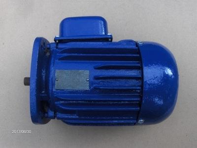 Silnik kołnierzowy 0,4 KW 3 fazy wolnoobrotowy