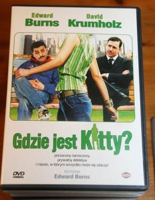 GDZIE JEST KITTY?     DVD