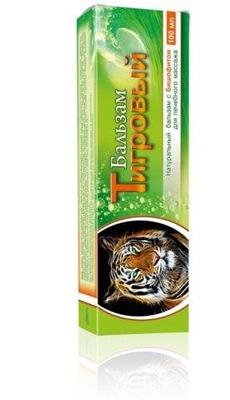 Maść Tygrysia z Biszofitem 100 ml