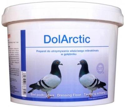 Дольфос DOLARCTIC 2кг дезинфекция гигиена голубятни