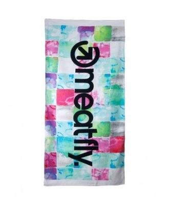 Štýlové bavlnené uteráky Meatfly pink-mint