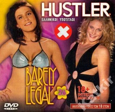 Hustler: Barely legal. Volume 26. Nowy DVD.