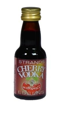 заправка для алкоголя STRANDS CHERRY VODKA WIŚNIÓWK