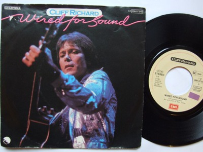 CLIFF RICHARD - WIRED FOR SOUND - HOLD ON