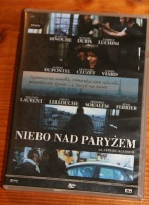 NIEBO NAD PARYŻEM    DVD