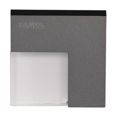 Bodové svetlá, bodové osvetlenie - Ledix - oprawa LED Tico NT 14V grafit zimna
