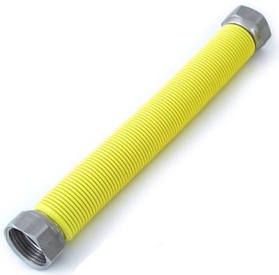 Hadica pre plyn pružné elastické 3/4 50-100 GWGW