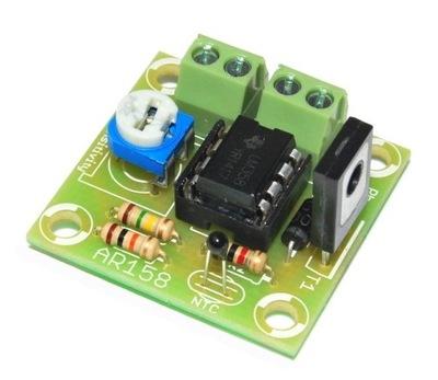 AR158 Регулятор, драйвер вентилятора 12V kit