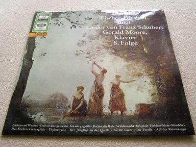 FISCHER-DIESKAU SINGT LIEDER / SCHUBERT, MOORE .G
