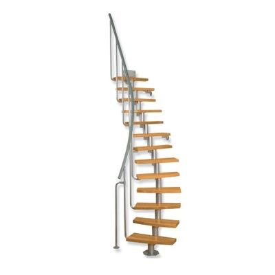 Лестница модульные Atrium мини плюс для 3M Бук природа