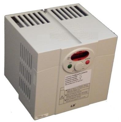 LG Inverter/LS-1F 1.5 kW vektorové riadenie