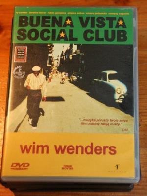 BUENA VISTA SOCIAL CLUB   WENDERS       DVD