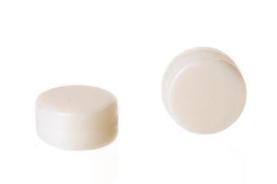 2шт - погремушка для maskotek, игрушки 8 x 15 мм
