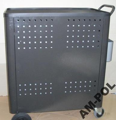 Szafka narzędziowa na kółkach SZUFLADY WWTR6