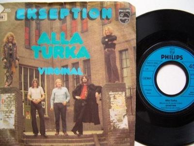 EKSEPTION - ALLA TURKA - VIRGINAL