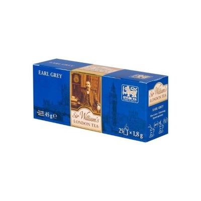 Сэр Уильямс London Tea Эрл Грей 25tb кулон