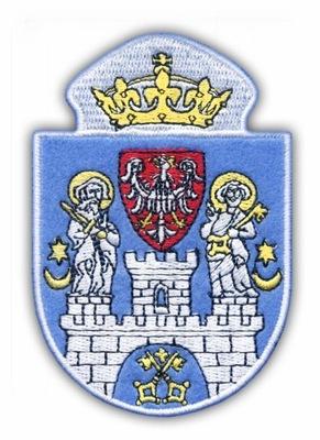 Полоса  - Герб Познания, познанский вышивка
