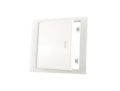 Prístupové dvere Kovové Magnet Biela 60x60 cm