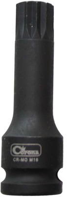 CORONA CAP IMPACT SPLINE 1/2 M8 78MM 1623