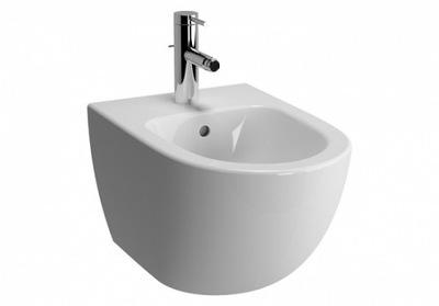Závesné WC, bidet -  VITRA Sento / štýl suspendovaný bidet