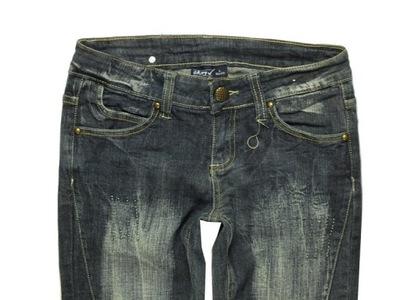 # OKAY * 40/34 *  spodnie jeansowe *