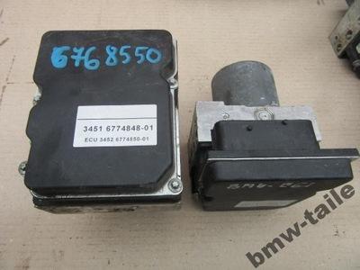 BMW E60 насос ABS DSC 6774848 6774850 6768550 VAT