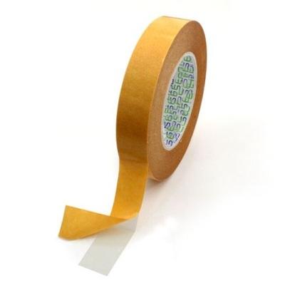лента двусторонняя нетканый материал 19 ММ X 50 МБ каучук