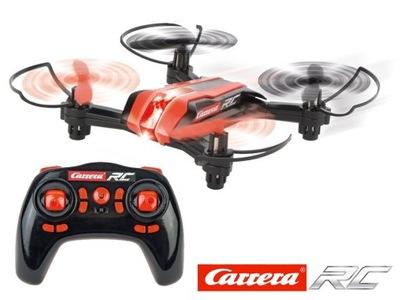 RC CARRERA Quadrocopter Mini Helikoptéra Racing 2,4 GHz