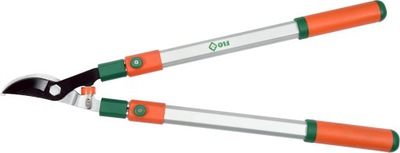 Nožnice na živý plot - TELESCOPICKÝ ŠROUB HLINÍKOVÝ 660-1000 mm
