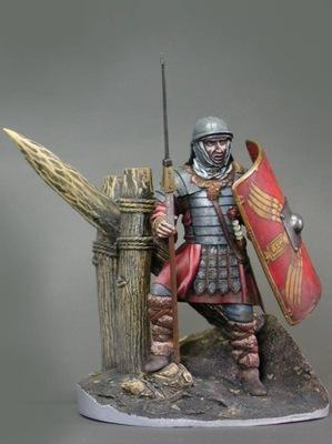 90мм фигурка римский Легионер II в ? Модель 90005