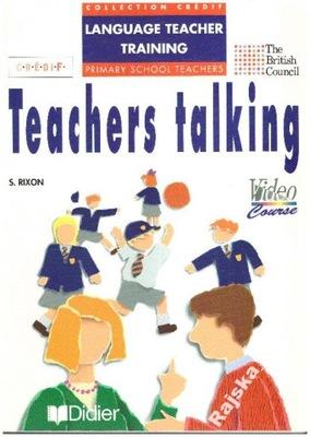 Teachers talking S Rixon NOWA Didier WYPRZEDAŻ