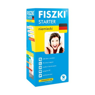 FISZKI - niemiecki - Starter (pre-A1)
