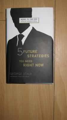 5 FUTURE STRATEGIES YOU NEED RIGHT NOW  STALK