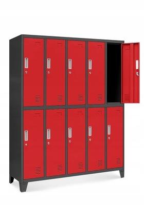 Социальная шкаф для одежды шкаф металлический охране ТРУДА  НОВАК