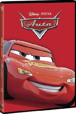 AUTA 1 - DISNEY Zygzak McQueen DVD PL +Dodatki 24h