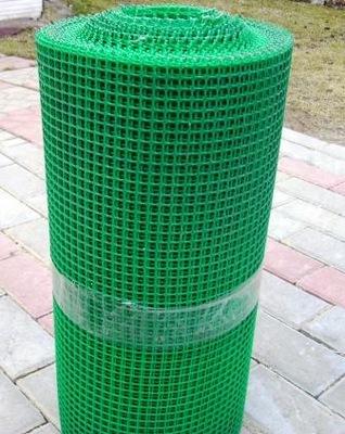 SIATKA OGRODZENIOWA RABATOWA 0,6x50m plastikowa