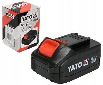 YATO BATÉRIA LI-ION 4,0 Ah 18V YT-82844