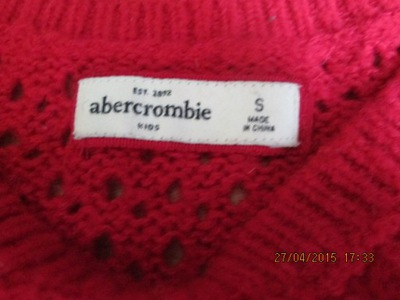 ABERCROMBIE&FITCH (XS)