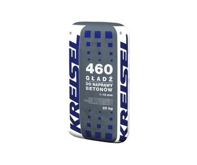 POVRCH 460 opravy betónu, 1-10 mm, 25 kg KREISEL