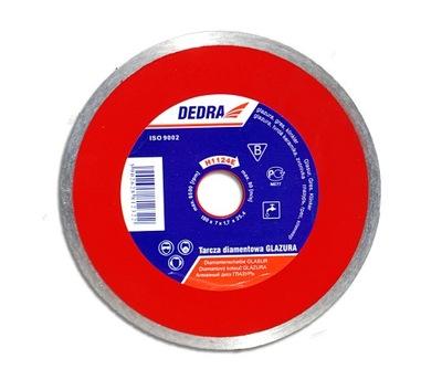 Rezací kotúč - DIAMOND SHIELD DEDRA GEL 180x25,4 H1124E
