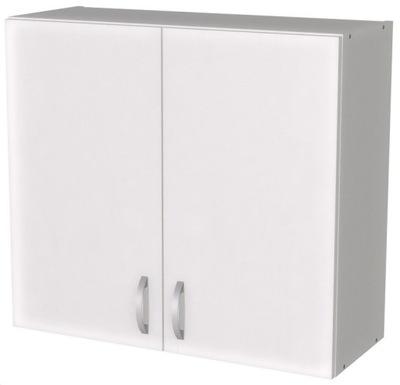 Шкаф кухонная Белый U511-B_W80h72_2F_B