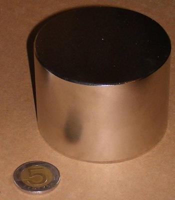 MAGNES NEODYMOWY 80x50 Magnesy neodymowe OKAZJA MW