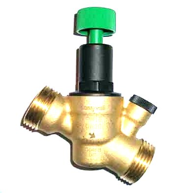 HONEYWELL vody regulátor tlaku 3/4 reduktor311
