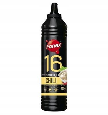 [SF] соус сырный чили 950г Fanex