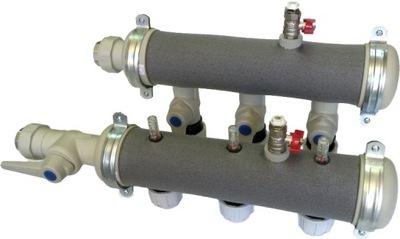 Rozvádzače spodného zdroja 3 sekcie Tepelné čerpadlo