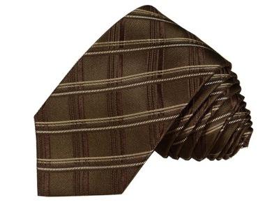 AAK43 Elegancki krawat męski MARVELIS