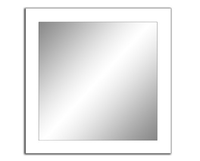 Zrkadlo - LUSTRO RAMA 50x50 10 KOLORÓW 30 FORMATÓW +gratisy