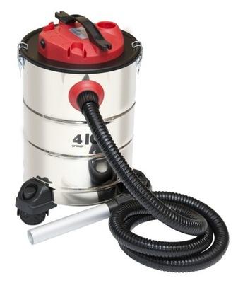 Priemyselný vysávač, príslušenstvo - Vysávač do popola krbovej kachle 25L HEPA 1200W