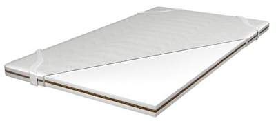 Podložka na matrac - nakładka na materac KOKOS 160x200